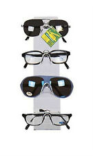 Countertop Sunglass Display 7 W x 7 L x 20 H Inches Holds 4 Pairs