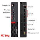 Lenovo Desktop Mini Pc I7 I5 32gb Ram 2tb M.2 Ssd Wifi Win10 Pro Custom Build
