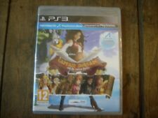 CAPTAIN MORGANE AND THE GOLDEN TURTLE ( PLAYSTATION 3 - SONY ) NOUVEAU