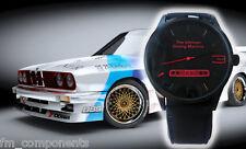 Reloj Black Line M (BMW,e30,e34,e46,e90,e92,e60,e87,e39,320,318,x5) watch