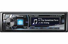 Alpine CDE-HD149BT, Single-DIN CD Car Stereo w/ Bluetooth, USB & Auxiliary Input