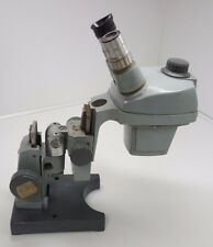 Bausch and Lomb B&L 1x-2x Microscope with 10x Eye Piece