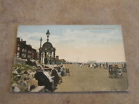 Early Lincolnshire Postcard - South Promenade Cleethorpes