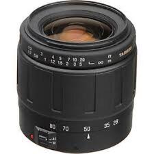 Tamron AF28-80mm F/3.5-5.6 Nikon AF-D Compatible lens