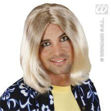 Grunge In Box Wig For Hair Accessory Fancy Dress - 90s Nirvana Blonde Brit Pop
