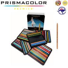 Prismacolor Premier Soft Core Coloured Pencils (132) + Blender **Brand New**