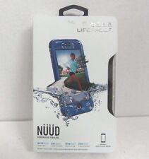 NEW LifeProof NUUD Waterproof Case for iPhone 7 - Midnight indigo blue 77-54281