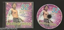 52 Sizzling Non Stop Hits Dard-E-Disco AUDIO CD 2007 T Series