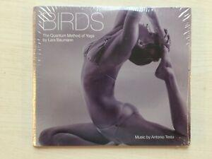 Birds, The Quantum Method of Yoga by Antonio Testa/Lara Baumann CD NEW & SEALED