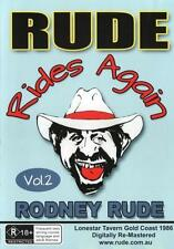 Rodney Rude Rude Rides Again Vol Volume 2 DVD R4