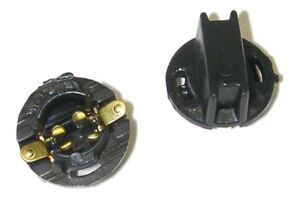 Parts Master 82000 1/2 in. Instrument Panel Lamp Socket - 1 Package of 2 (2 pcs)