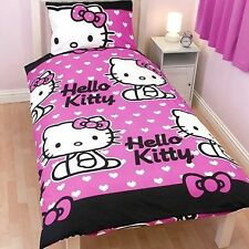 Hello Kitty Children's Pictorial Bedding Sets & Duvet Covers