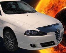 Alfa Romeo 147 2004 - 2010 Auto CAR BRA copri cofano protezione TUNING