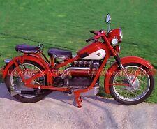 NIMBUS 750 Humlebien ( Fisker et Nielsen ) 1934 Fiche Moto 000014