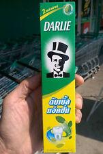 DARLIE DOUBLE ACTION NATURAL MINT 170GRAM THAI HERBAL TOOTHPASTE TEETH FREE