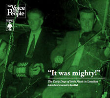 Various Artists : It Was Mighty!: The Early Days of Irish Music in London CD