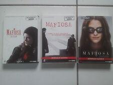lot 3 coffrets série TV MAFIOSA intégrale saison 1, saison 2 et saison 3