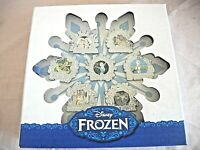 Disney Parks The Music of Frozen D23 Expo Boxed 7 Pin Set Limited Edition Le 500