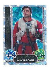FAMOV4 - 211 - Poe Dameron - Power-Bonus - Rainbow-Karten