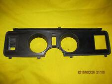 78 79 80 81 82 83 Ford Fairmont dash instrument cluster gauge bezel cover non-AC