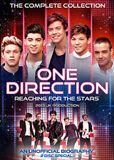 DVD:ONE DIRECTION - REACHING FOR THE STARS - NEW Region 2 UK 27