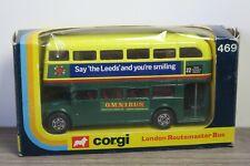 London Routemaster Bus - Corgi 469 England in Box *37549