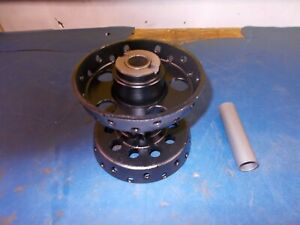 FRONT OR REAR WHEEL HUB HARLEY DAVIDSON FL SHOVELHEAD 1967-1972 REAR FX 1971-72