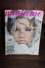 Madame Figaro - N°13805 - 1989 - Christiane Collange - L'esprit du blanc