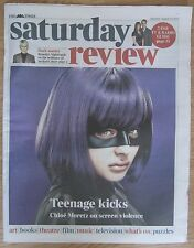 Chloe Moretz – The Times Saturday Review – 10 August 2013