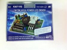 1W/3W High-Power LED Driver #K8071RS By VelleMan