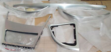 BMW OEM E81 E82 E88 1 Series Brushed Aluminum With Accent Line Interior Trim NEW