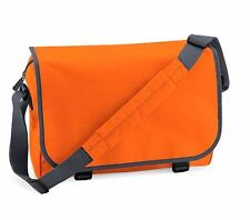 Bagbase Messenger Bag Work School Dispatch Bike Office Courier 20 Great Colours