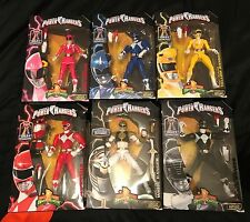 Power Rangers Legacy Mighty Morphin Set of 6 RED RANGER MMPR