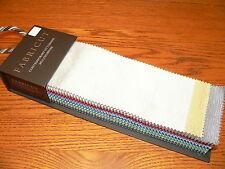 "Fabricut ""Contemporary Ottomans"" Multipurpose Sample Swatch Fabric Book #B0614"