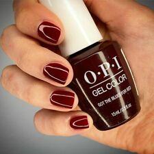 OPI Gelcolor * Got the blues for red * LED UV Soak Off Gel Polish Nail Gellack