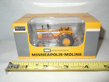 Minneapolis Moline G1000 Wide Front With Brown Belly By SpecCast 1/64th Scale