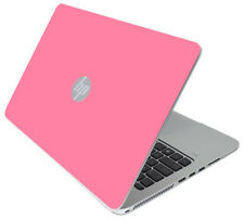 PINK Vinyl Lid Skin Cover Decal fits HP Elitebook 840 G3 Laptop
