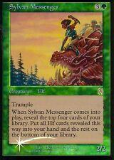 FOIL   Sylvan Messenger / Bote des Waldes  - APOCALYPSE - englisch (excellent -)