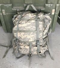 USGI ACU Army Camo Military FILBE Rucksack MOLLE II Large Main Field Pack Only