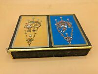 Vintage Congress Playing Cards w/ Indian Decoration