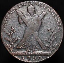More details for 1790 | lothian edinburgh half-penny token | tokens | km coins