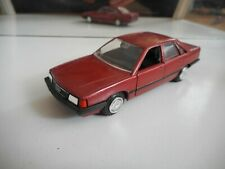 Conrad Audi 100 in Red on 1:43
