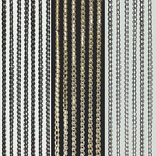 UK Hanging Beaded Curtain String Door Window Curtains Tassel Fly Screen Panel