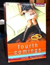Fourth Comings Darling #4 by Megan McCafferty / Raudman Unabridged Audiobook CDs
