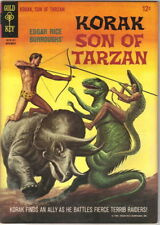 Korak Son of Tarzan Comic Book #11 Gold Key Comics 1965 FINE