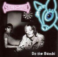 STEREO TOTAL - DO THE BAMBI  CD NEU