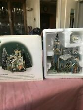 "New England Village Series / Dept 56 / Deacon""S Way Chapel"