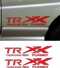 Daihatsu Cuore Mira TR xx Avanzato R lower side replacement decals stickers