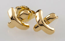 Tiffany & Co.18k Oro Giallo Paloma Picasso X Orecchini Farfalla Retro