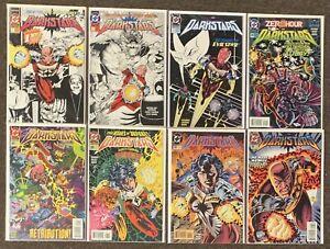 Darkstars #1,2,3,24,25,26,32,33 DC Comics 1992 Lot Nm